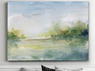 Clear Day   Premium Gallery Wrapped Canvas Retail 106 49