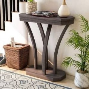 Furniture of America Ovis Transitional Console Table Retail 162 99
