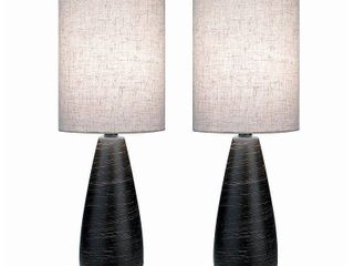 lite Source Two Pack Quatro 1 light Small Table lamp