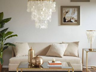 Isla White Chandelier by Urban Habitat Retail 211 64