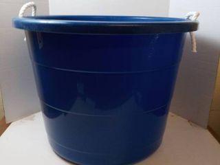 Big Blue Bucket