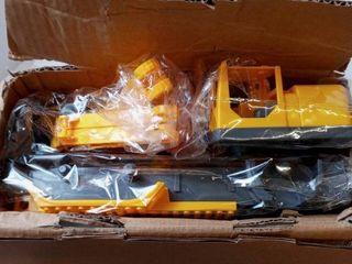 Toy To Enjoy 4 in1 Crane Truck