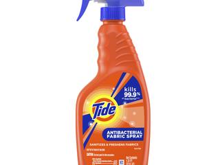 Tide Antibacterial Fabric Spray   22 fl oz