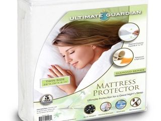 Ultimate Guardian  lab Tested  100 Percent Bed Bug Proof Mattress Protector