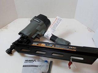 Numax 21A 3 1 2 Full Header Nail Gun