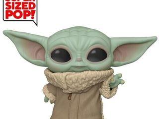 Funko POP  Star Wars   10  The Child  Baby Yoda