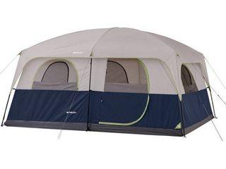 Ozark Trail 14  x 10  Family Cabin Tent  Sleeps 10