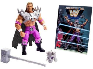 WWE Masters of the WWE Universe Triple H Action Figure