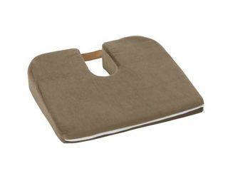 Mabis Dmi Healthcare Sloping Coccyx Cushion  Camel