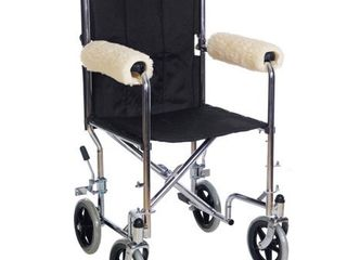 Essential Medical Supply D3004 Sheepette Wheel Chair Armrest Pads