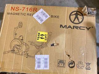 Marcy Recumbent Mag Bike  NS 716R