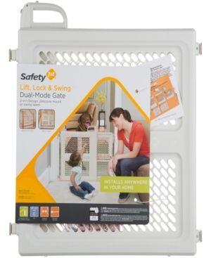 Safety 1st lift  lock   Swing Dual Mode Gate