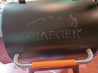 TRAEGER RENEGADE PRO