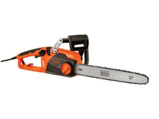 BlACK DECKER CS1518 15 Amp 18  Corded Chainsaw