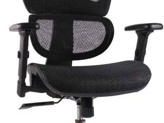 Office Chair Mesh Executive Chair With 3d Adjustable Armrest Ro tating Chair