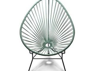 Acapulco lounge Chair  Olive Green