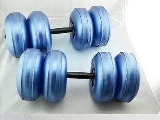 Adjustable Gym Equipment Dumbbell Sets Water Filled Dumbbell Barbells