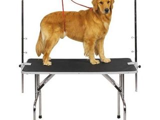 Master Equipment Overhead Pet Grooming Arm   Does not include table