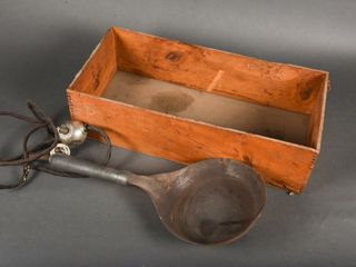 VINTAGE WESTINGHOUSE ElECTRIC FRYING PAN  BOX