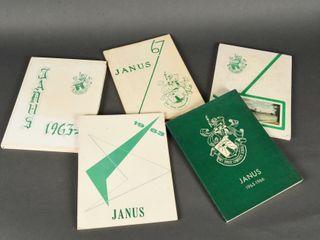 RARE 1960 S JANUS PORT DOVER  ONT  YEAR BOOKS