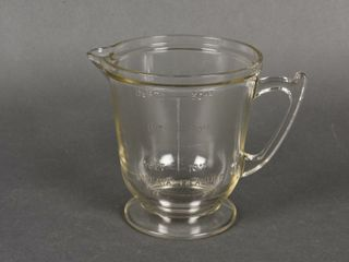 ANTIQUE IMPERIAl MEASURE 1 5 PTS  MEASURING CUP