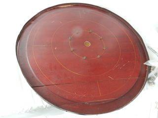 VINTAGE CROKINOlE BOARD   DISCS