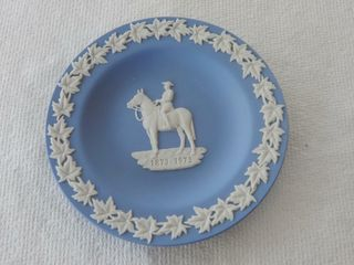 WEDGEWOOD 1873 1973 CANADIAN RCMP PlATE