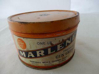 MARlENE ONE lB GUN GREASE CAN