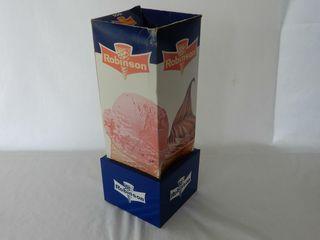 ROBINSON ICE CREAM CONE METAl HOlDER  CONE BOX