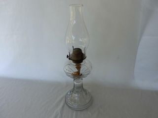 lATE PEDAl OIl lAMP C 1902 PART OF COMPlETE SET