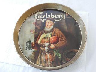 CARlSBERG GlORIOUS lAGER SST BEER TRAY