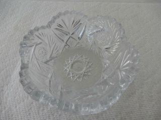 VINTAGE HEIZY COMPOTE DISH