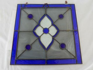 STAINED GlASS WINDOW HANGER