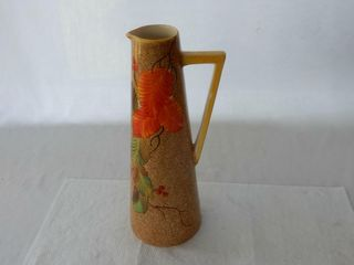 VINTAGE ROYAl HAND PAINTED WATER PITCHER