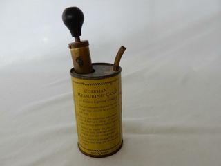 COlEMAN MEASURING CAN