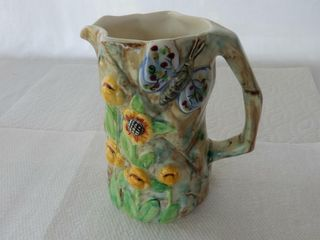 RADFORD BUTTERFlY WARE WATER PITCHER