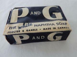 P AND G WHITE NAPTHA SOAP BAR  FUll