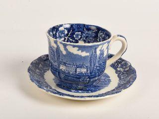 VINTAGE PAlISSY POTTERY TEA CUP