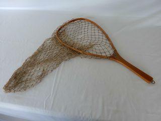 VINTAGE HERTERS FISHING NET