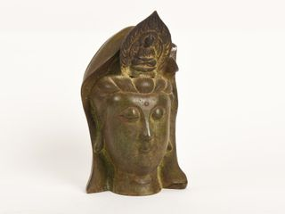 CAST HEAD BUST POST COVER