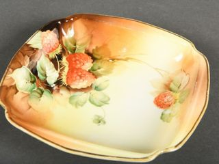 VINTAGE HAND PAINTED NIPPON CANDY DISH