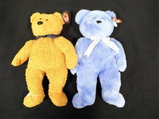 Beanie Buddies Fuzz and Clubby II