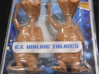 E T  Walkie Talkies