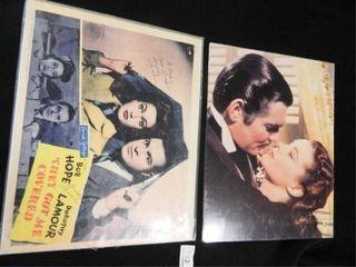 Clark Gable   Vivien leigh Print