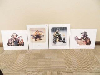 Emmett Kelly Jr  Print Collection  4