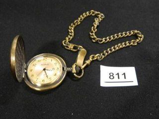 Benrus Pocket Watch w Eagle