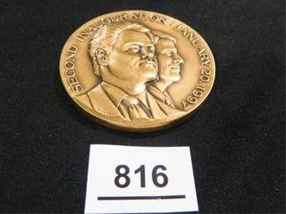 2nd Inauguration  President Clinton