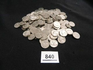 Jefferson Nickels  1940 s   50 s   60 s