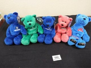 Football Bears  5  by limited Treasures