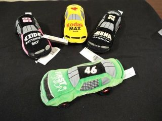 Nascar Beanie Racers w Original Tags  4